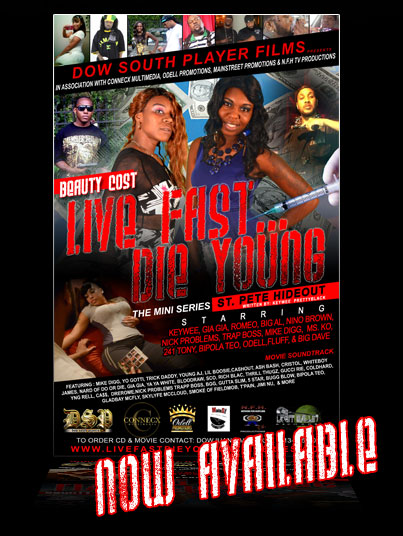 live fast die young mini series films